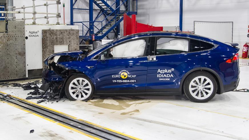 Самые безопасные автомобили 2019 года по версии Euro NCAP
