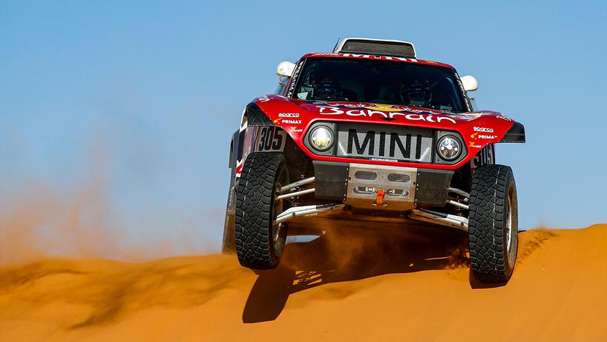 Honda выиграла Dakar впервые с 1989 года