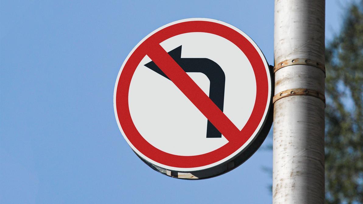 Ряд левых поворотов запретили на проспекте Богенбай батыра в столице