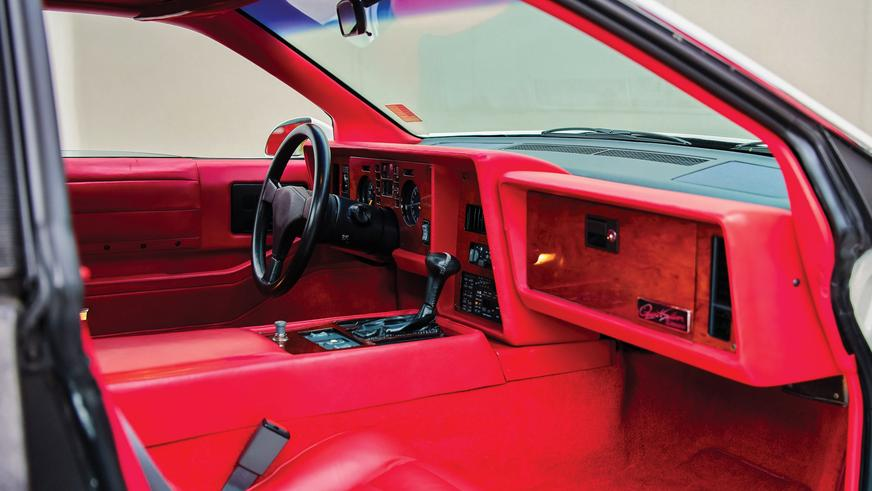1986 Zimmer Quicksilver – доступный ретро-эксклюзив