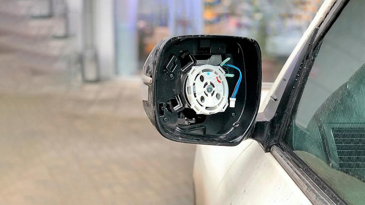 Полиция: воровать автозеркала в Алматы стали реже