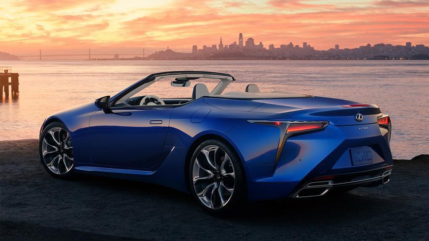 Новый «лексус» оказался многократно дороже Rolls-Royce!