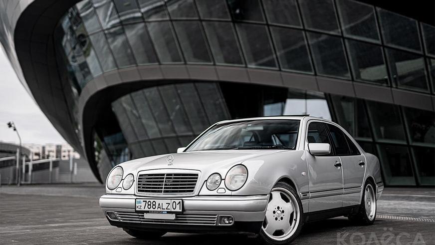 Самые дорогие Mercedes-Benz E-Class (W210) на kolesa.kz
