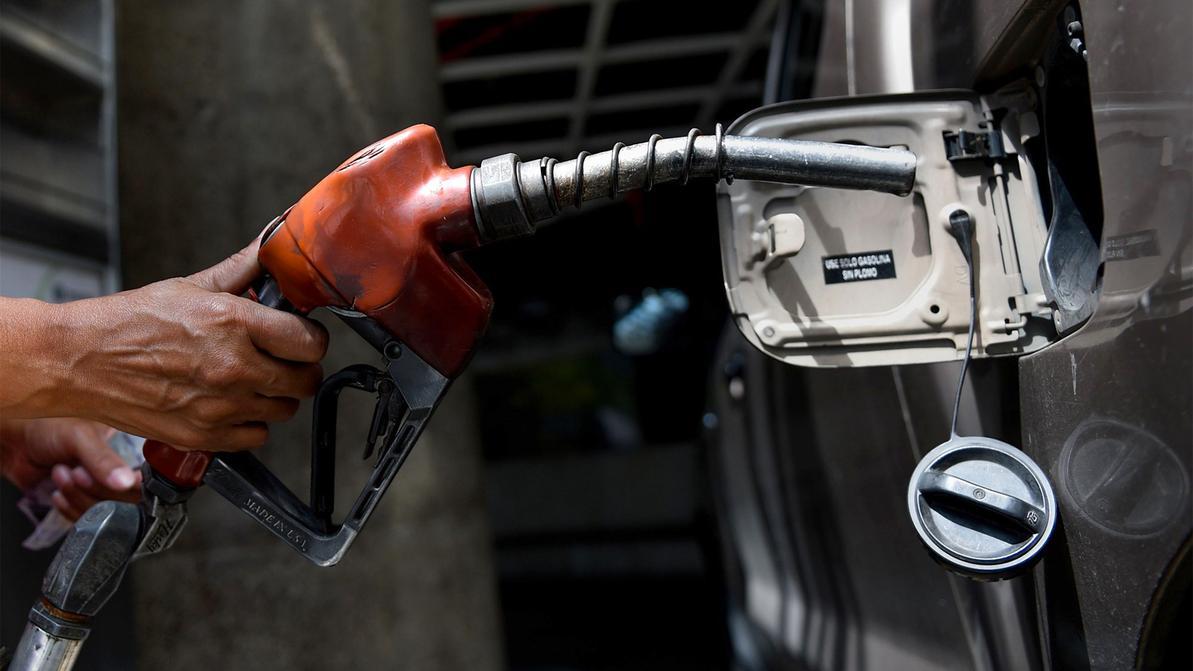 Бензин по 181 тенге за литр?