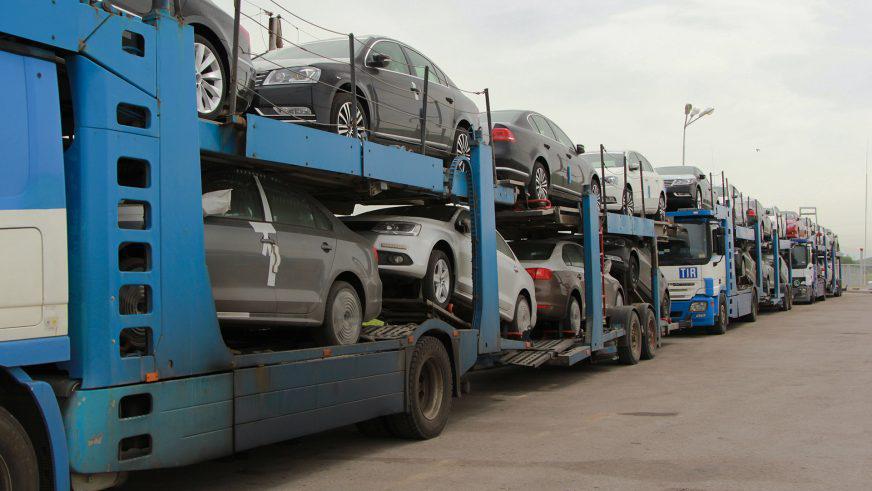 Временная регистрация машин из стран ЕАЭС стартует 1 февраля. Как получить жёлтый 18-й номер