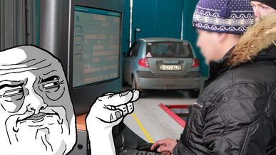 Усилить контроль за операторами техосмотра потребовал депутат
