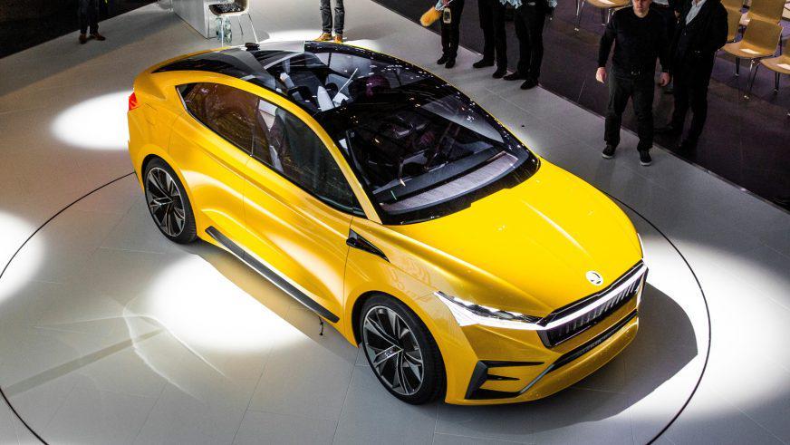 Škoda Enyaq: зовите его «Эньяк»