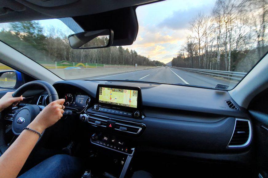Kia Seltos: Кельт на австрийском автобане