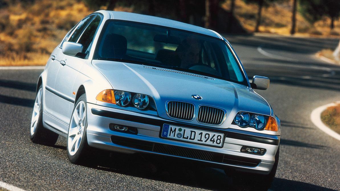 В России объявили отзыв BMW… E46
