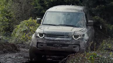 Как красиво убить Land Rover