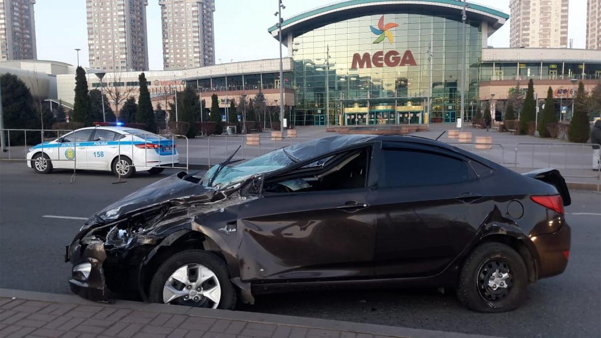 Сбила пешехода на Розыбакиева: водителю ужесточили наказание