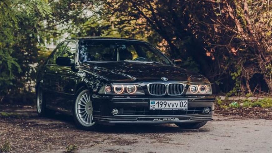 Самые дорогие BMW пятой серии (E39) на kolesa.kz
