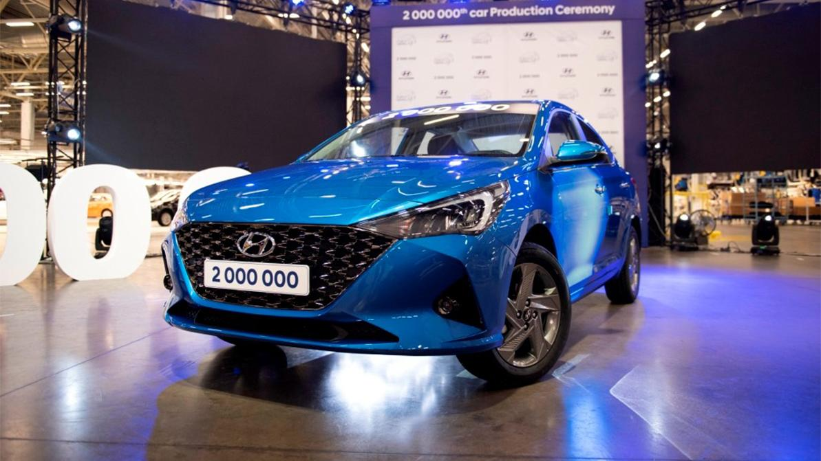 Что изменилось в обновлённом Hyundai Accent