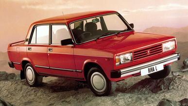 Lada стала самой редкой машиной в Великобритании