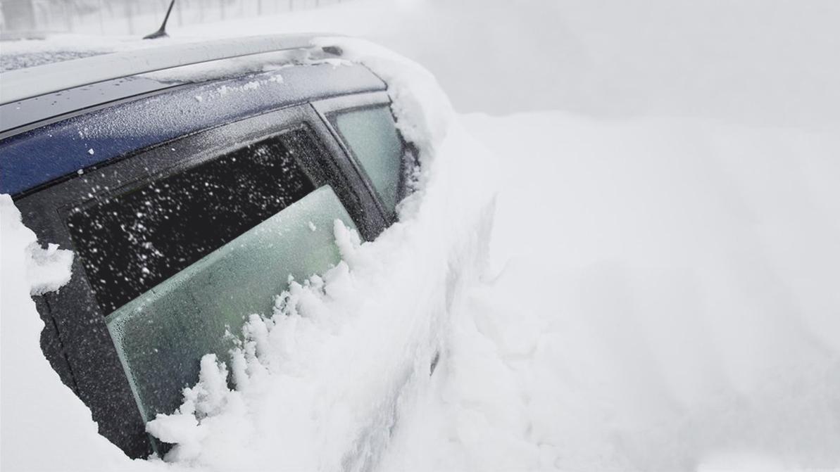 Насмерть замёрз в степи водитель из Нур-Султана