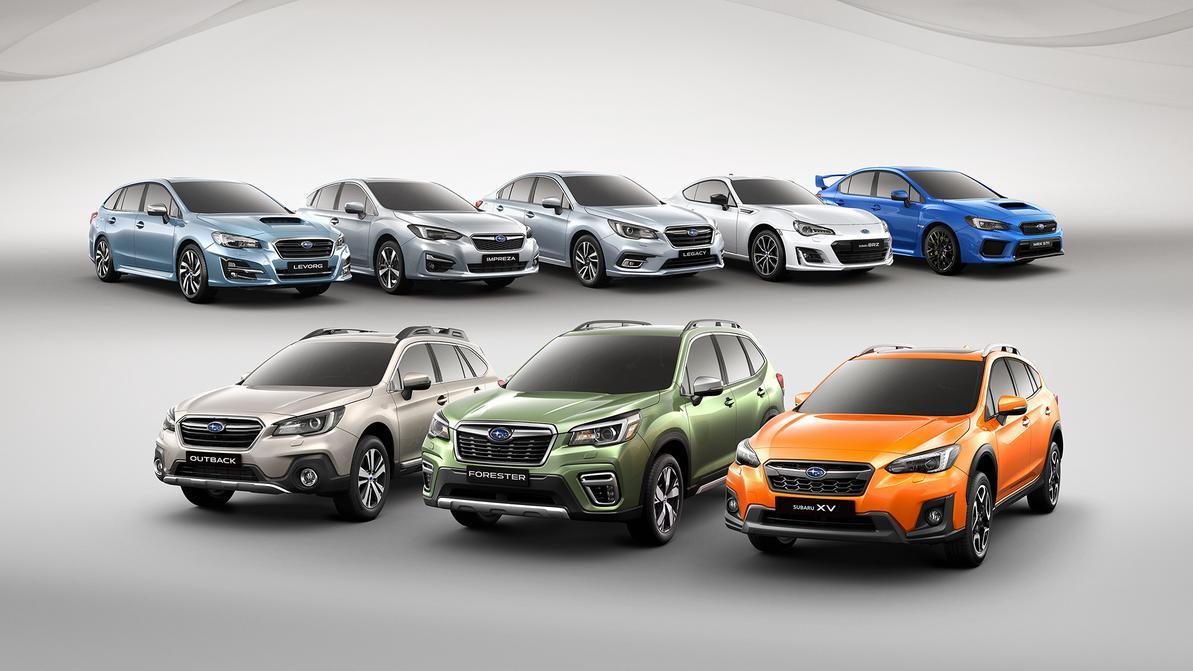 Восемь моделей Subaru завоевали награды от Страхового института дорожной безопасности США (IIHS) «Top Safety Pick»