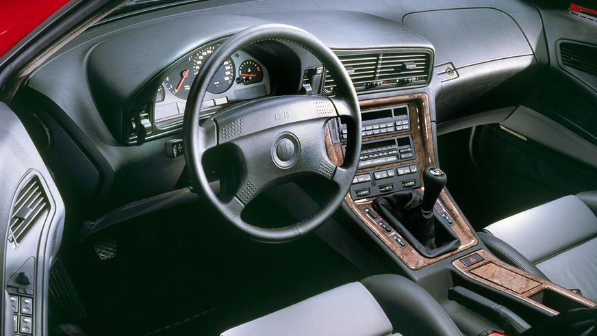 BMW 8-й серии (E31) на kolesa.kz