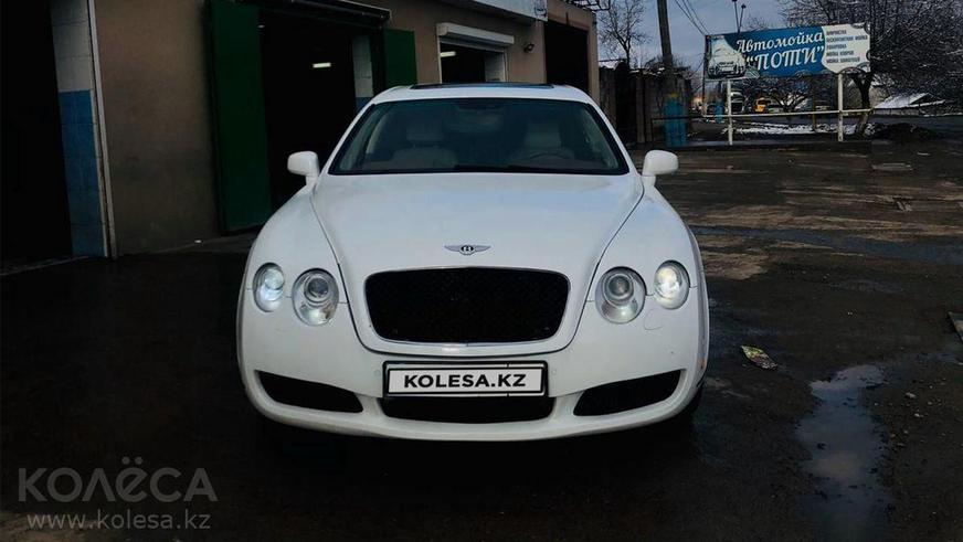 Bentley на 2JZ из Шымкента