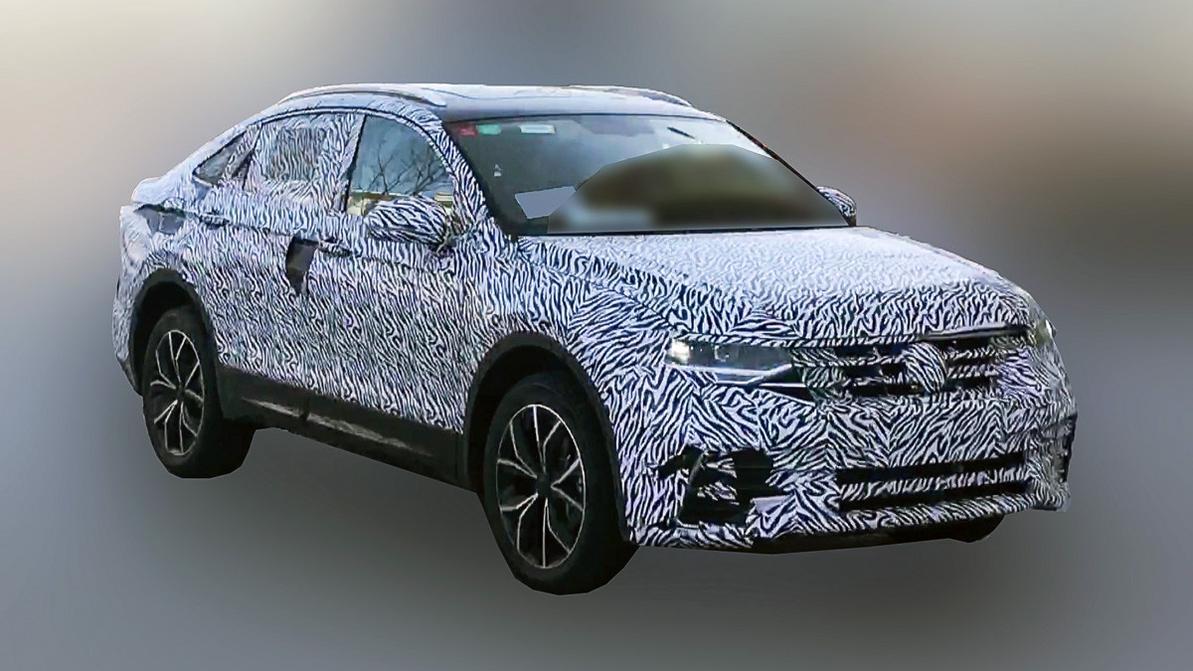 Volkswagen Tiguan: теперь и купе