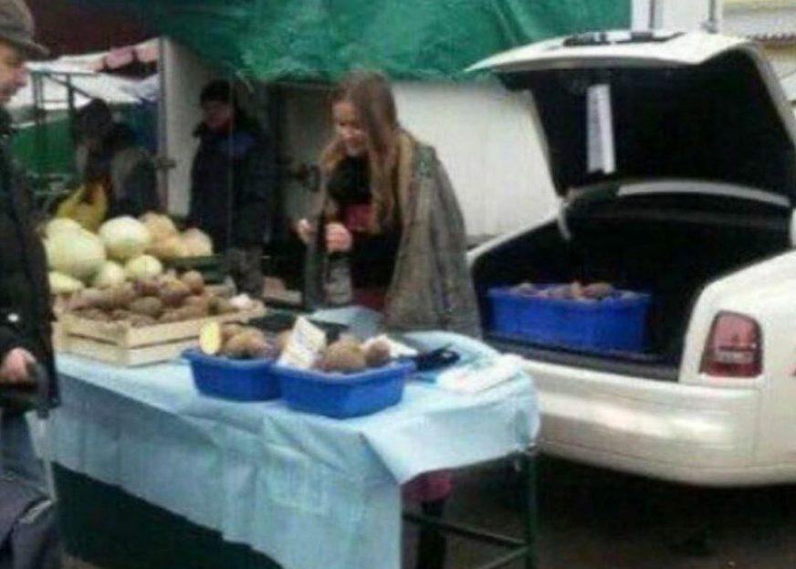 Картошку можно продавать и на «роллс-ройсе»