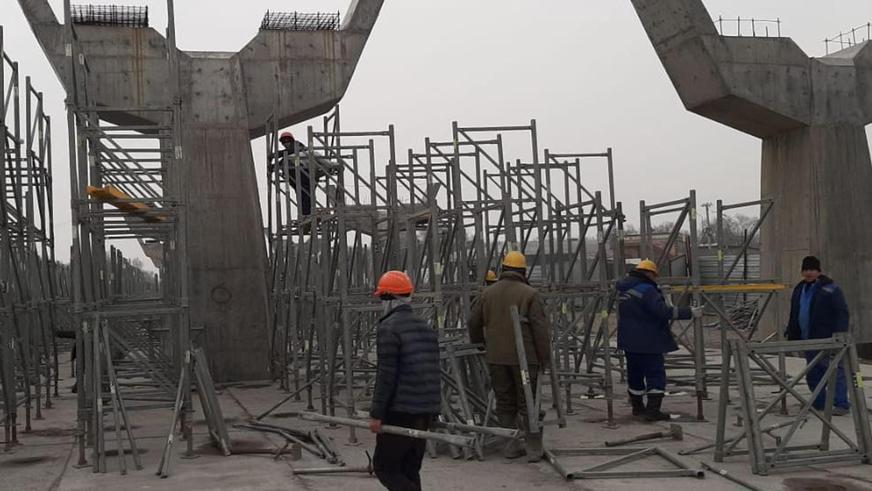 """МИИР РК: реконструкция участка трассы возле """"Алтын Орды"""" выполнена на 90 %... Да ну?!"""