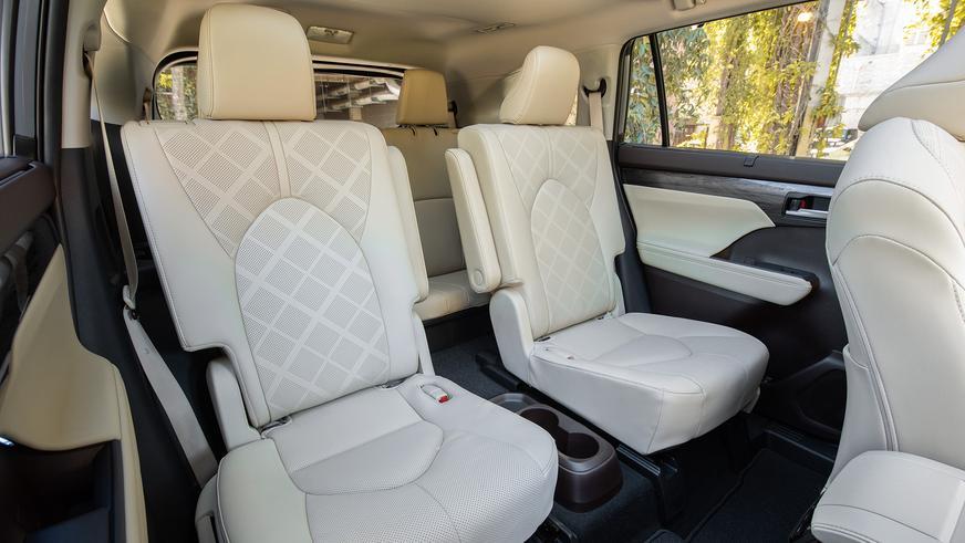 Новый Toyota Highlander получил документы в ЕАЭС