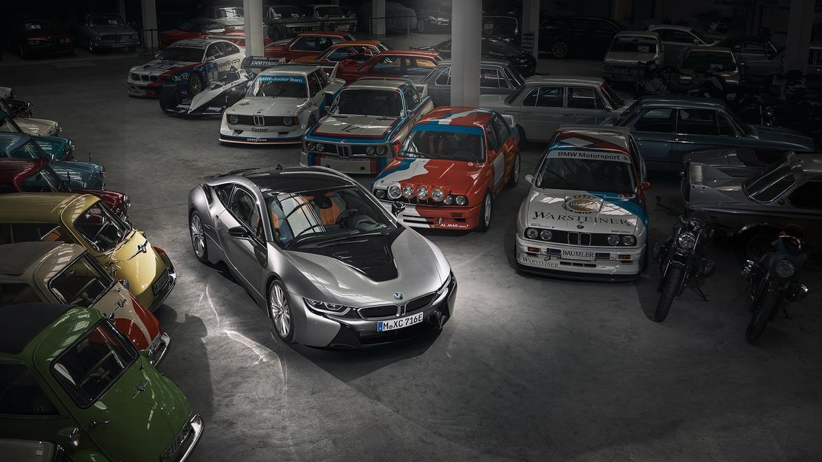 BMW i8 уходит на покой