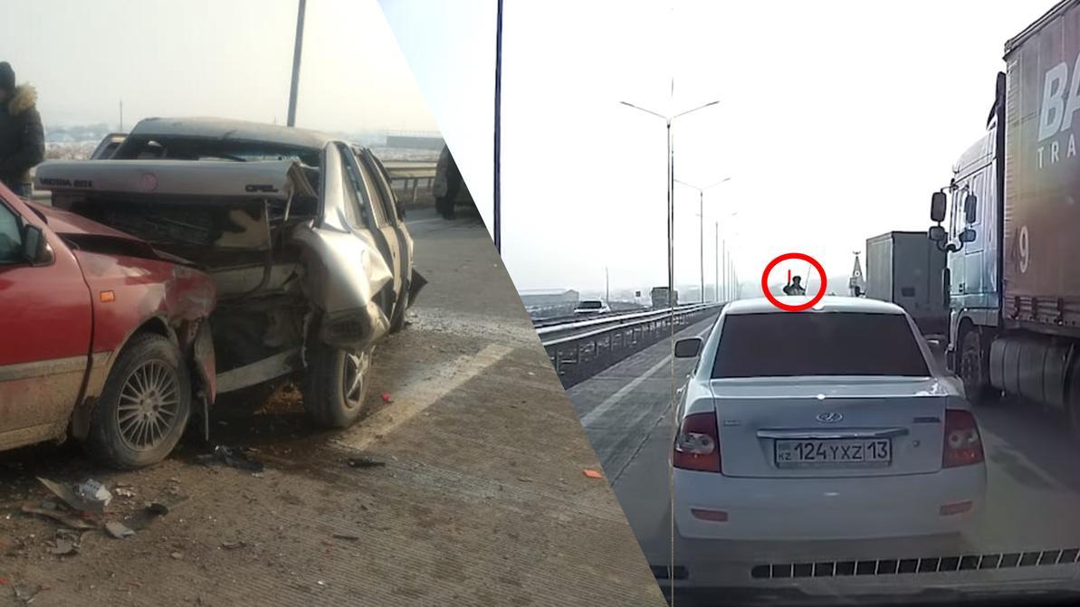 crash-november-mainЖезл преткновения: подробности ДТП на трассе Шымкент – Ташкент