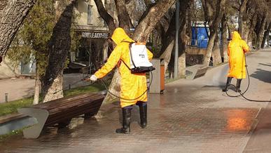 27 блок-постов появится по периметру Алматы