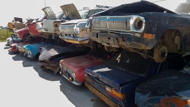 Пункты приёма авто в утиль временно закроют в Алматы и Нур-Султане