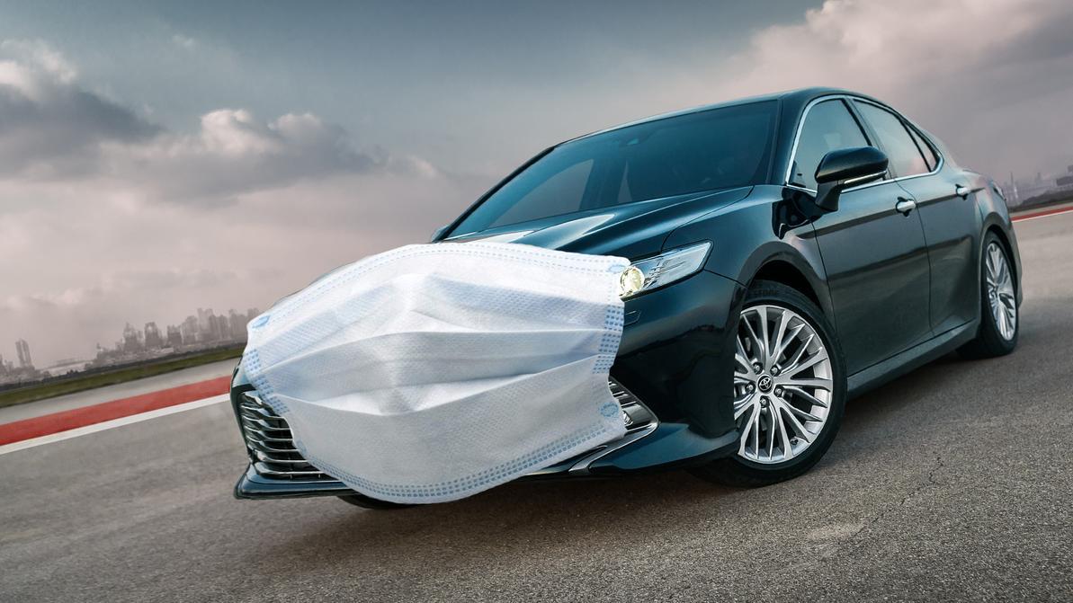 Как защитить от коронавируса водителя и его машину
