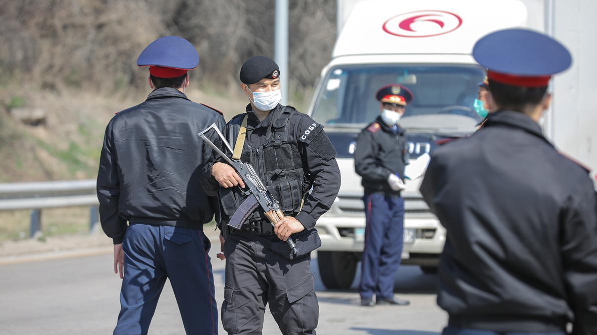 Хронология: карантин в Алматы и Нур-Султане