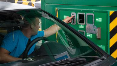 За проезд по платным трассам в РК по-прежнему нужно платить