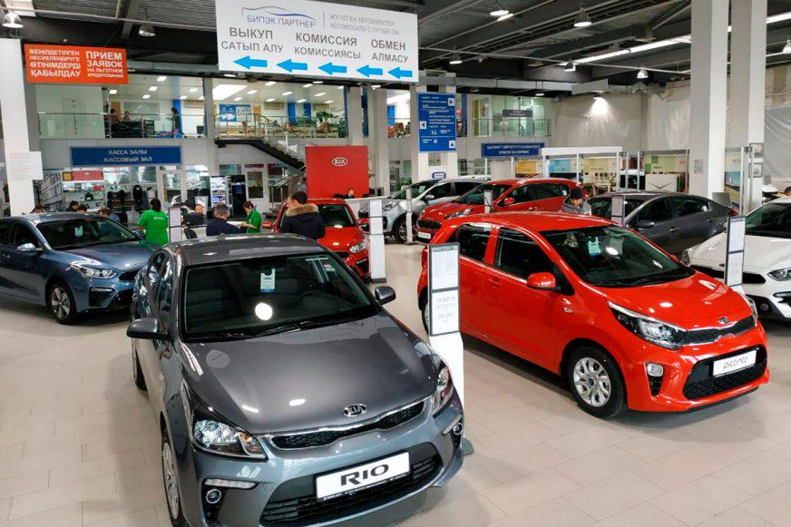 Можно ли купить новый автомобиль онлайн в Казахстане?