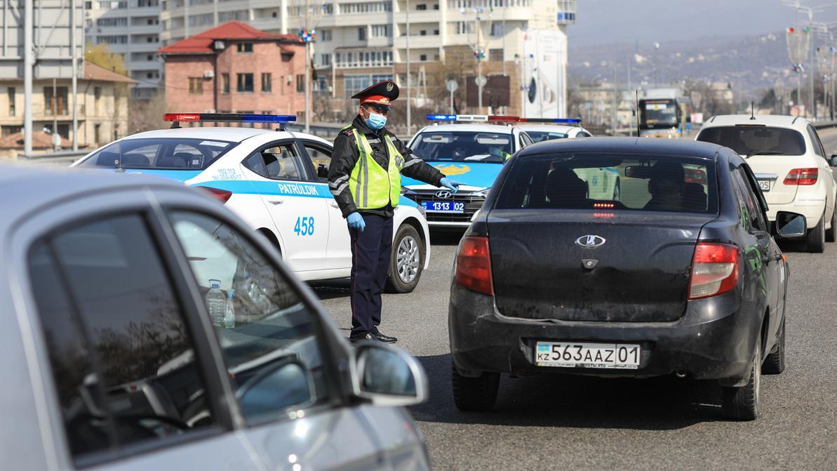 Карантин в Нур-Султане, Алматы, Шымкенте и нескольких областях продлили до конца апреля