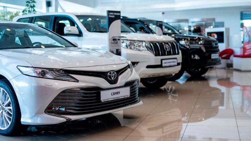 Как изменились цены на новые автомобили с начала весны