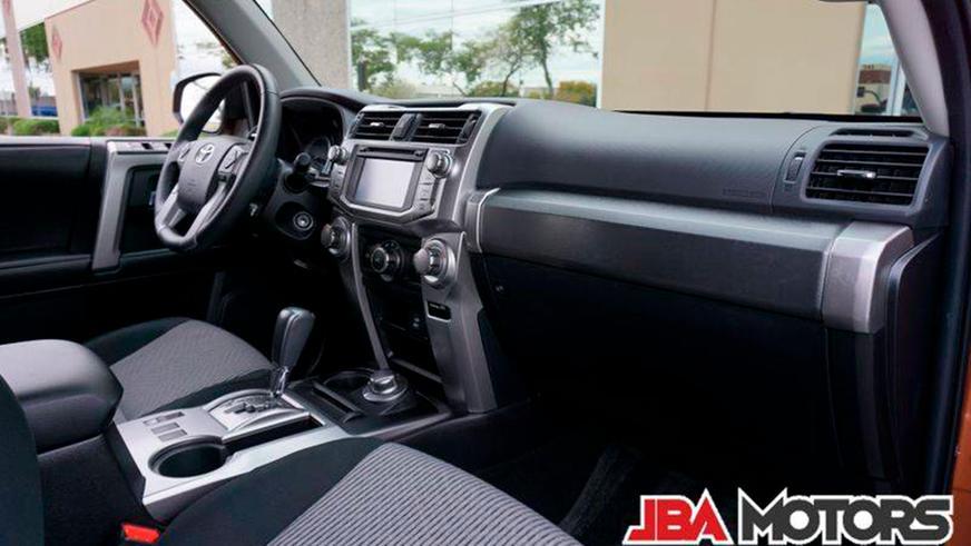 Брутальный тюнинг для Toyota 4Runner