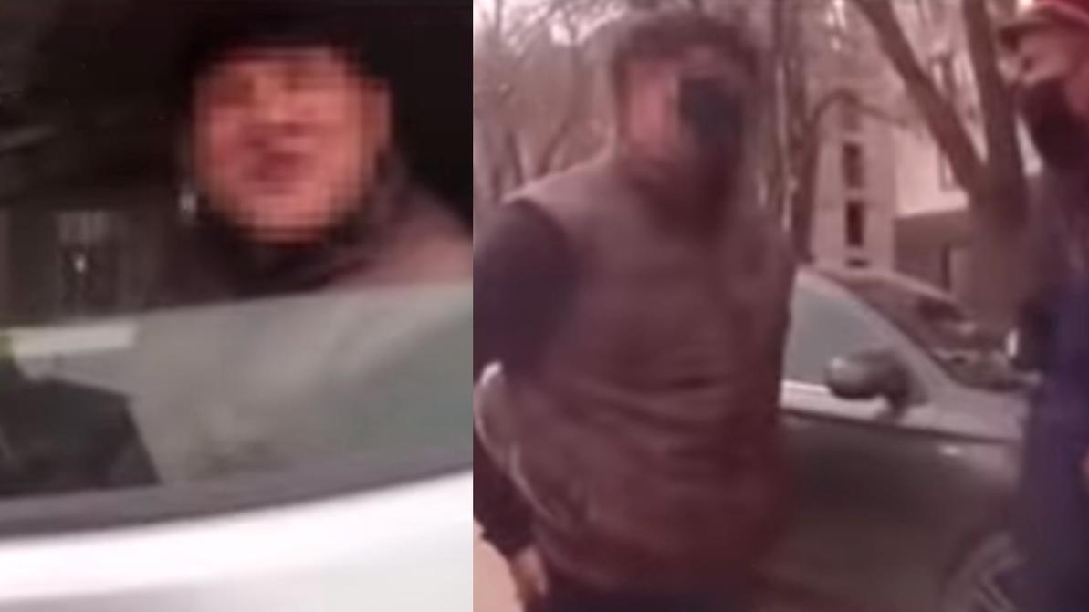 Лжеполковник КНБ попался на нарушении ПДД
