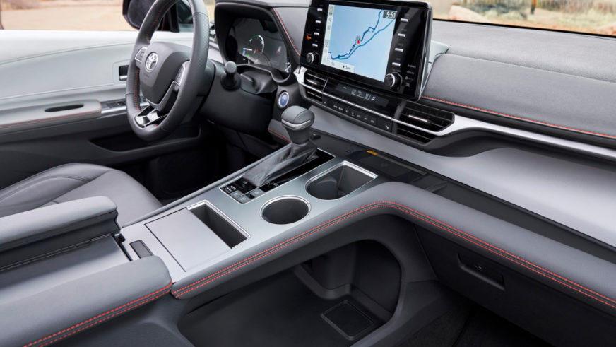 Представлено четвёртое поколение Toyota Sienna