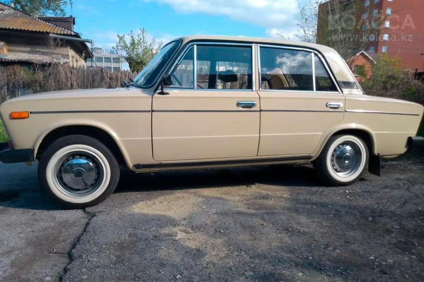 Почти новый ВАЗ-2106 выставлен на продажу