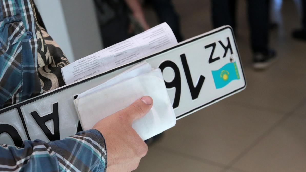 За неделю в спецЦОНах Алматинской области зарегистрировали около 5 000 авто