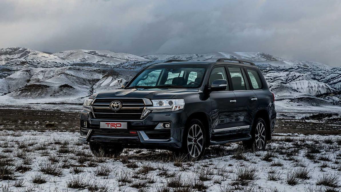 Toyota Land Cruiser и LC Prado от TRD добрались до Казахстана