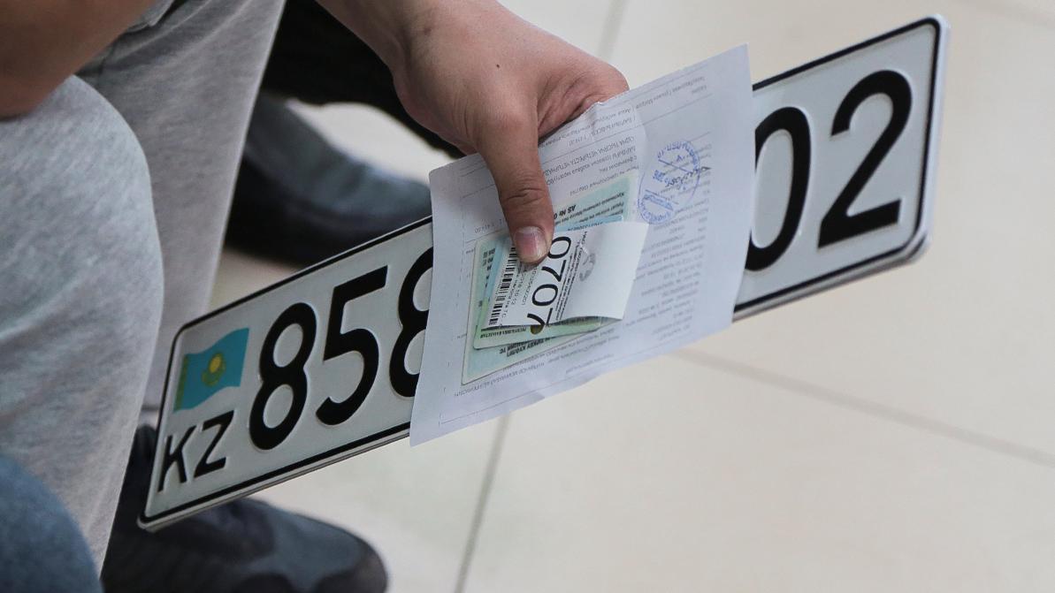 Регистрировать транспорт в спецЦОНах и онлайн сегодня не будут до обеда