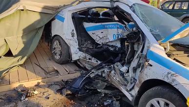 Алматинских полицейских начальников наказали за упущения и искажение фактов о наезде на блокпосту