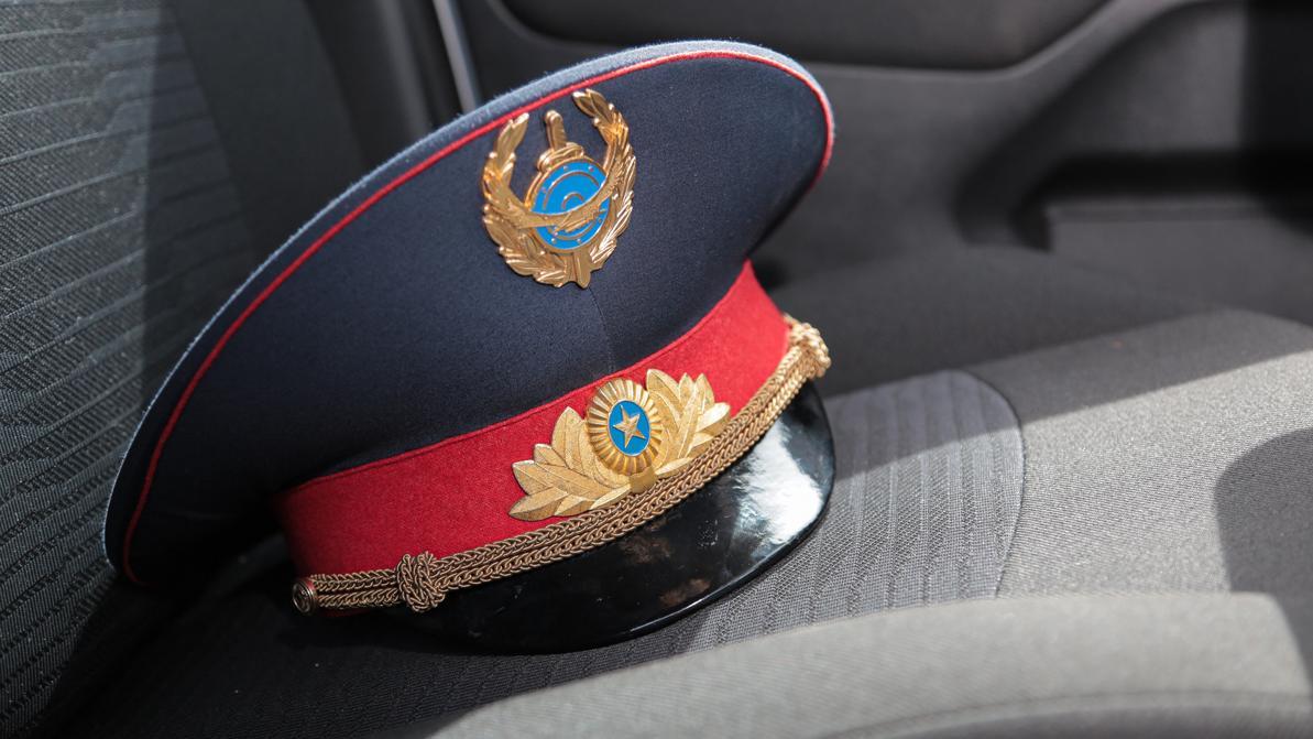 Полицейский начальник сбил насмерть человека и сбежал