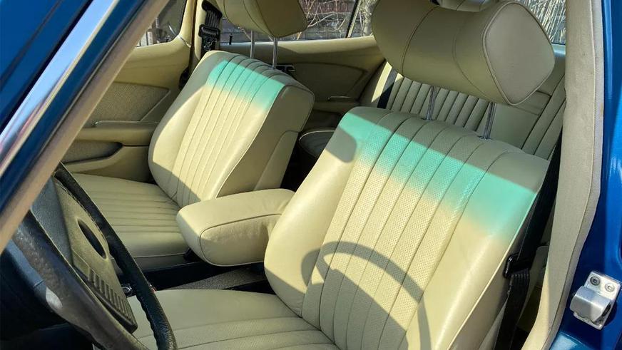Mercedes-Benz 350 SEL (W116) продают за 25 млн тенге