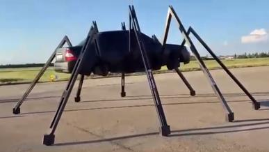 «Приору» превратили в паука в Краснодаре