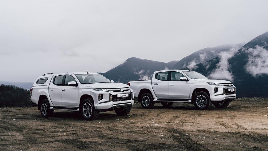 Mitsubishi L200 официально вернулся в Казахстан