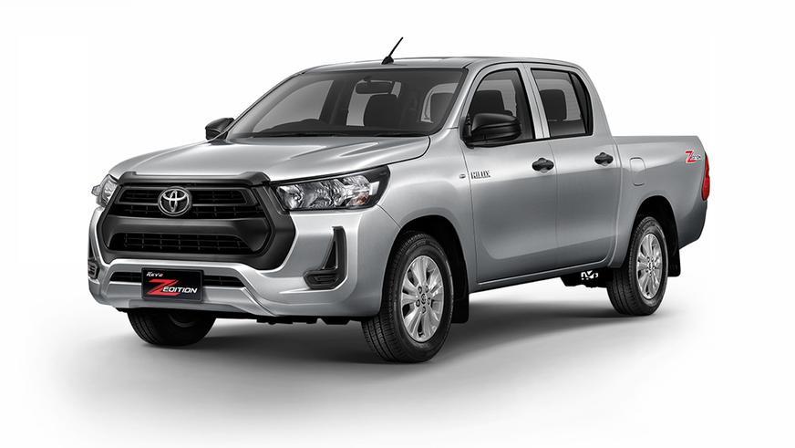 Toyota представила обновлённый Hilux