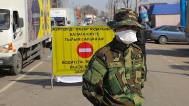 Вернуть усиленный карантинный режим могут в трёх областях Казахстана